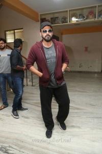 Actor Venkatesh @ Guru Movie Success Meet Stills