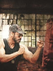 Actor Venkatesh First Look Images in Guru Movie