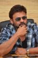 Actor Venkatesh Interview Photos about Guru Movie