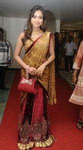 Amala Paul at GV Prakash Kumar & Saindhavi Wedding Reception Photos