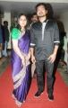 Sangeetha, Vijay at GV Prakash Kumar & Saindhavi Wedding Reception Photos