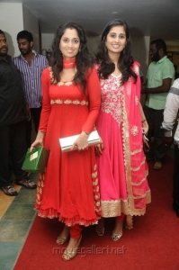Shalini Ajith, Shamili at GV Prakash Kumar & Saindhavi Wedding Reception Photos