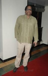 Bharathwaj @ GV Prakash Kumar & Saindhavi Wedding Reception Photos