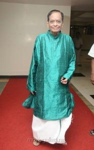 Balamuralikrishna @ GV Prakash Kumar & Saindhavi Wedding Reception Photos
