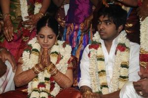 Saindhavi GV Prakash Marriage Photos