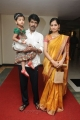 Director Bala with wife Malar @ GV Prakash Saindhavi Marriage Photos