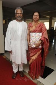 Maniratnam, Suhasini @ GV Prakash Saindhavi Marriage Photos