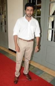 Actor Suriya @ GV Prakash Saindhavi Marriage Photos