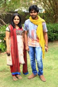 GV Prakash Saindhavi Press Meet Stills