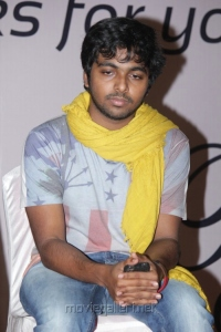 Music Director GV Prakash Kumar Press Meet Stills