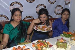 Hamsa Nandini @ Food Festival Launch