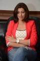Actress Hamsa Nandini Stills @ Loukyam Success Interview