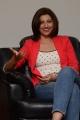 Actress Hamsa Nandini Stills at Loukyam Movie Success Interview