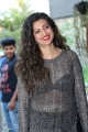 Actress Hamsa Nandini New Hot Pics in Transparent Dress