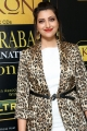 Actress Hamsa Nandini Pics @ Kyron Hyderabad  International Fashion Week Press Meet