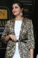 Actress Hamsa Nandini Pics @ Kyron Hyderabad  International Fashion Week 6th Edition Logo Launch