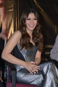 Actress Hansika Pics @ 105 Minutes Movie Press Meet