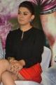 Actress Hansika Hot Images at Settai Movie Press Meet