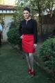 Actress Hansika Hot Stills at Settai Press Meet