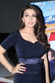 Actress Hansika in Dark Blue Dress Hot Stills