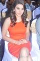Actress Hansika Motwani in Orange Dress Hot Photos