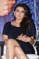 Tamil Actress Hansika Latest Hot Pics in Blue Short Skirt