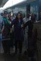 Hansika Flag Off Tirupati Trip