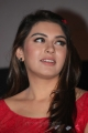 Actress Hansika Motwani Latest Photos in Red Dress