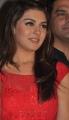 Settai Actress Hansika Motwani Hot in Red Dress