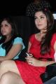 Actress Hansika Motwani  in Red Dress Hot Photos