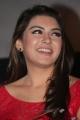 Actress Hansika Motwani Hot Photos in Red Dress