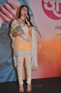 Hansika Motwani in Oru Kal Oru Kannadi Audio Launch
