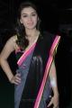 Actress Hansika Motwani Saree Photos in Sleeveless Blouse