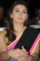 Actress Hansika Motwani in Saree with Sleeveless Blouse Photos