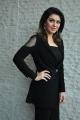 Actress Hansika Motwani Pictures in Womens Black Blazer