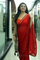 Actress Hansika Hot in Red Saree Stills @ TVSK Movie