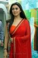 Hansika Motwani Hot in Red Saree Stills @ TVSK Movie