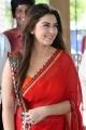 TVSK Actress Hansika Hot in Red Saree Pics