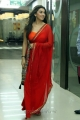 Theeya Velai Seiyyanum Kumaru Hansika Motwani Hot Red Saree Stills