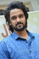 Actor Sumanth Ashwin @ Happy Wedding Movie Team at Sims College Photos