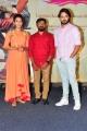 Niharika, Lakshman Karya, Sumanth Ashwin @ Happy Wedding Movie Trailer Launch Photos