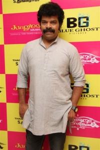 Ravi Mariya @ Hara Hara Mahadevaki Premiere Show Stills