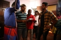 Sathish, Santhosh P Jayakumar, Gautham Karthik @ Hara Hara Mahadevaki Working Stills