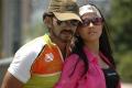Sekhar Nisha Kothari in Hari Om Movie Stills