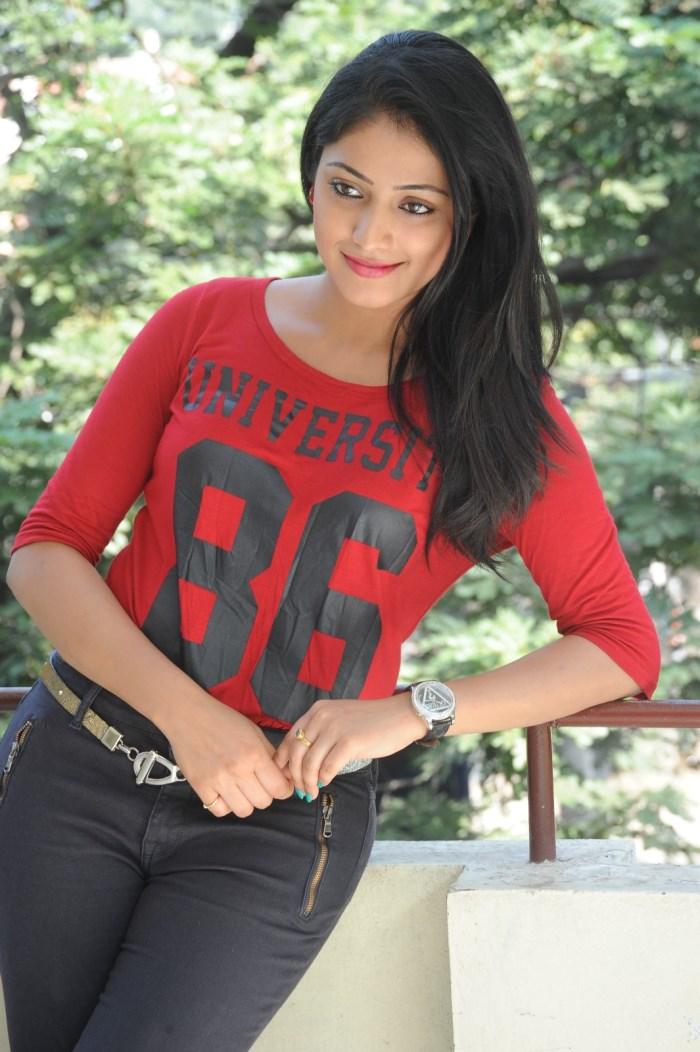 Actress Hari Priya Photos @ Ee Varsham Sakshiga Success Meet
