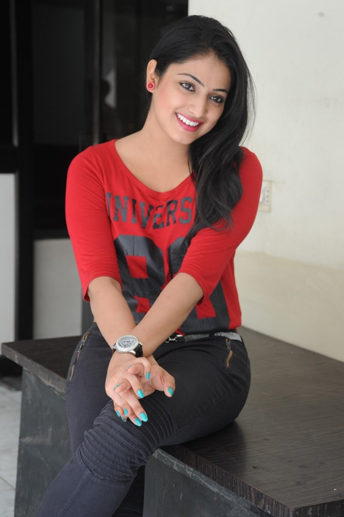Actress Hari Priya Photos @ Ee Varsham Sakshiga Success Meet