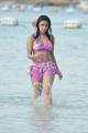 Actress Harika Hot Bikini Stills in Mr Rascal Movie