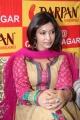 Payal Ghosh in Churidar at Darpan Furnishings, Hyderabad