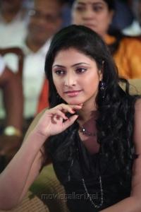 Beautiful Harirpiya posing in Hot Black Dress