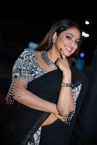 Actress Haripriya Half Saree Pics @ Ellidde Illeethanka Audio Launch